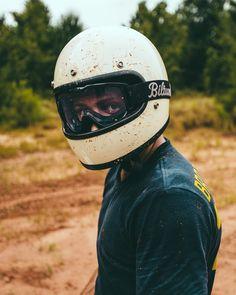 "brothermoto: "" Muddy Mondays. #biltwell #gringo #playinthedirt #dirtdonthurt """