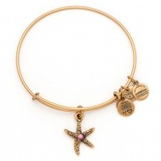 Arms of Strength Charm Bangle - I love this!! It needs to come back!