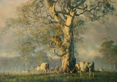 Artistic Excellence 2014 | Second Place: John McCartin, Morning Mood, oil, 28 x 39.