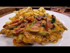 Bacon, Meat, Chicken, Breakfast, Youtube, Food, Morning Coffee, Essen, Meals