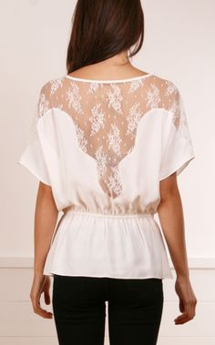 Parker Lace Blouse ♡