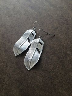 Gladys Carr Bolhouse Road Earrings  Silver by adjewelry on Etsy