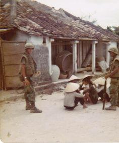 I think we burned this village to the ground. Vietnam Veterans, Vietnam War, Us Vets, North Vietnam, American War, Usmc, Southeast Asia, Wwii, Military