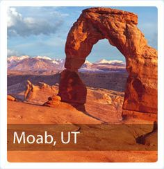 Moab, Utah - Where Adventure Begins