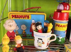 Peanuts stuff
