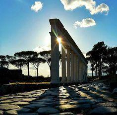 Foto di Instagram di Visit Lazio • 27 Apr 2016 Area Archeologica di #Minturno #Latina #Lazio