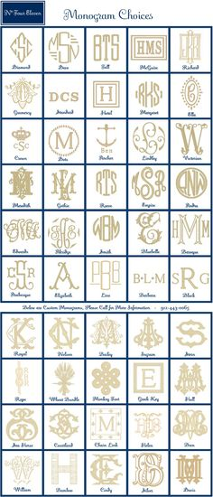 Embroidery Monogram, Embroidery Designs, Embroidery Fonts, Crazy Quilting, Typographie Logo, Shilouette Cameo, Monogram Fonts, Monogram Styles, Monogram Design