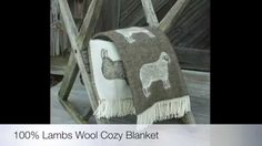 Shop Home Decor: Decorate your home with this wool pillow.Wool is a natural temperature regulator, naturally hypoallergenic, naturally breathable and even improves sleep quality. Hunting Lodge Decor, Decorating Your Home, Interior Decorating, Wool Pillows, Cozy Blankets, Sheep Wool, Brown, Animals, Inspiration
