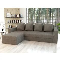 Univerzální sedací souprava TOBIAS Decor, Furniture, Outdoor Decor, Outdoor Sectional Sofa, Sectional Sofa, Sofa, Sectional Couch, Outdoor Furniture, Home Decor