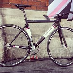 Rapha bike?