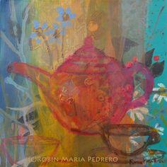 Robin Maria Pedrero Blog: Majestic Tale of Teapots