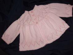 Ravelry: Matinee Coat and Bonnet pattern by Emu Wools Ltd