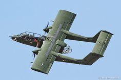 North American Rockwell OV-10 Bronco #plane #1970s