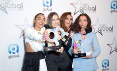 March 1st - The Global Awards at the Eventim Apollo in London, UK - Press Room