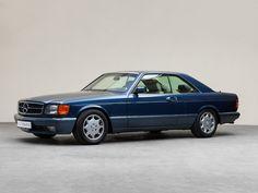 1991 Mercedes-Benz S-Class SEC