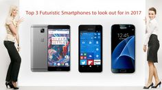 If you thought 2016 had some great phones wait till you see what 2017 has in store. Flexible (quite literally) and chic bodies, great cameras and swift performance are just some of the features of these futuristic phones.