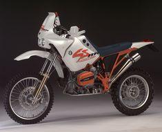Nice little dirt bike