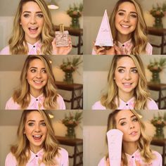 new sweet inspirations beauty collection I ❤️ everything Packaging Smells Decoration every thing Zoella Hair, Zoella Beauty, Hair Beauty, Most Popular Youtubers, Pointless Blog, Zoe Sugg, Girl Online, Love Her Style, Girly Things