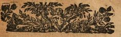 gravure ange et arbre/ engraving angel and tree