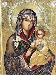 Jesus Mother, Blessed Mother, Mother Mary, Religious Photos, Religious Icons, Religious Art, Hail Holy Queen, Church Icon, Roman Church