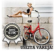 Helkama Jopo polkupyörä -kilpailu Gym Equipment, Bicycle, Vehicles, Sports, Bicycle Kick, Hs Sports, Sport, Bicycles, Car