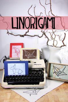 Fee ist mein Name: Linorigami - Von mir für Brigitte