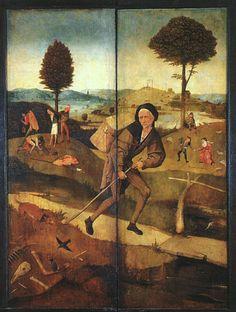 """Ο Ιερώνυμος Μπος(Hieronymus van Aken, περ.1450–9 Αυγούστου1516) ήταν σημαντικόςΟλλανδόςζωγράφοςπου έζησε την περίοδο τουμεσαίωνα. Στην εποχή του θεωρήθηκε ένας""""επινοητής τεράτ…"""