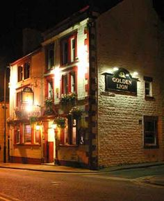 The Golden Lion public house on Moor Lane in Lancaster is reputed to be where the condemned were allowed to partake of a final drink before being publicly hanged on the moors above the town.   Local legend tells of the spirit of a nun, who provided succour to the poor victims, who still walks the premises and further stories tell of a secret tunnel existing somewhere in the cellar. Do the spirits of the infamous Lancashire Witches still return to haunt this place?
