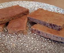 Rezept Protein / Eiweiß Riegel von LadyDiva - Rezept der Kategorie Desserts