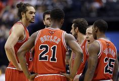 The Chicago Bulls Proving They Can Wait Out the Miami Heat
