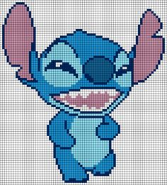 54 new Ideas embroidery patterns bead cross stitch Perler Bead Disney, Perler Bead Art, Perler Beads, Stitch Disney, Lilo And Stitch, Stitch 2, Motifs Perler, Perler Patterns, Disney Cross Stitch Patterns