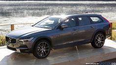 De nieuwe Volvo V90 Cross Country (2017)