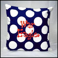 Auburn Pillow!