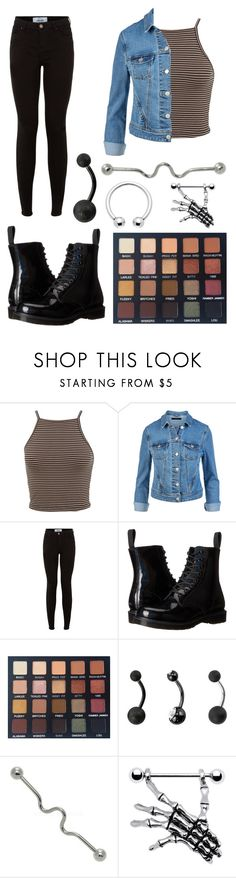 """I'm gonna change you like a remix..."" by vvaterparx ❤ liked on Polyvore featuring Miss Selfridge, New Look, Dr. Martens and Laura Lee"