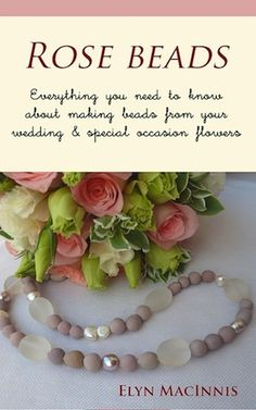 Stick your bouquet in the freezer.  When things have settled down, you can turn your flowers into beautiful beads that you will be able to wear any time you like!