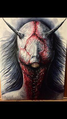 Dämon aus dem Gefolge Asfaloths