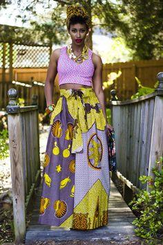 D'IYANU ~African fashion, Ankara, kitenge, African women dresses, African prints, African men's fashion, Nigerian style, Ghanaian fashion ~DKK