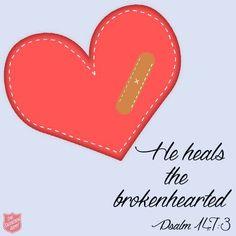REDE MISSIONÁRIA: PSALM 147:3