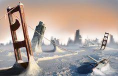 Ice age by wla91.deviantart.com on @deviantART