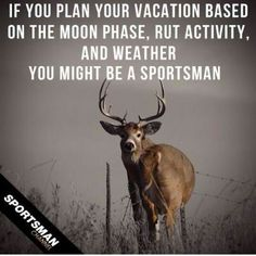 lol I for sure did this year! Sept elk is already taken care of!