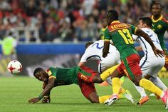 Cup of confederations: Chile I have beaten Cameroon, the judge used a video review again