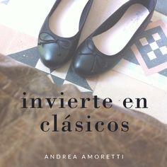 Pista de Estilo 25 | Andrea Amoretti - El estilo que te hace feliz