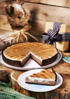 Isteni gesztenyés pite | Street Kitchen Quiche, Torte Cake, Happy Kitchen, Hungarian Recipes, Sweets Cake, Other Recipes, Cakes And More, Clean Eating Recipes, Biscotti