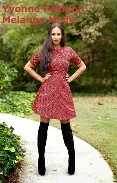 Afro-Chic Mompreneur: Interview with Melange Mode Designer Yvonne Pearso...