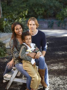 Crosby's Family #Parenthood