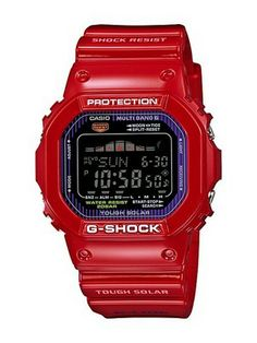 Casio G-Shock Tough Solar Atomic GWX-5600C-4DR GWX-5600C-4 Mens Watch