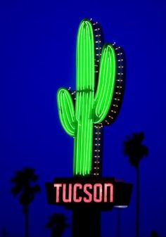 What makes Tucson so great? #neon #Tucson #home