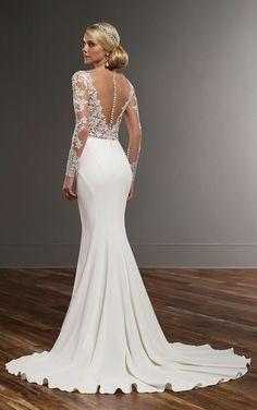 Martina Liana wedding dresses - bellissima