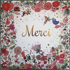 News Art Cards - Amélie Laffaiteur - flowers Thank You Cookies, Jar Of Hearts, Art Carte, Fun Illustration, Amelie, Merry Xmas, Diy Cards, New Art, Happy Birthday