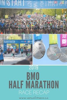 2019 BMO Half Marathon- Race Recap - Venus Fitness and Lifestyle Queen Elizabeth Park, Race Bibs, First Marathon, Supportive Friends, Family Events, High Energy, Just Do It, Instagram Story, Venus